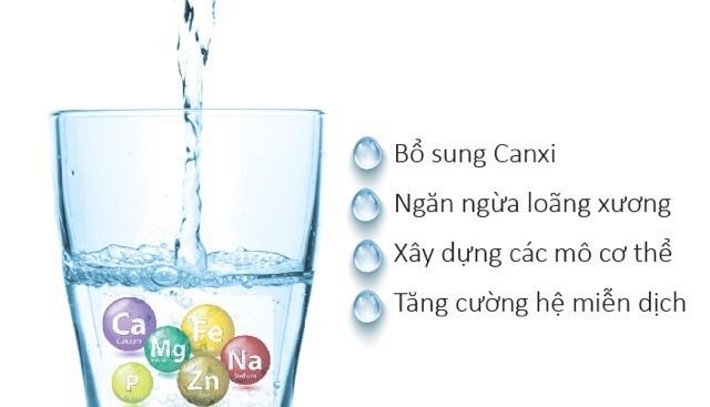 Máy Atica Gold cung cấp nguồn nước ion kiềm giàu hydro tốt cho sức khỏe, cải thiện các chức năng cơ thể