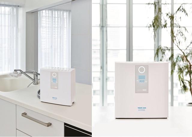 Máy lọc nước Trim Ion Hyper được nghiên cứu và phát triển bởi công ty Nihon Trim Co.Ltd