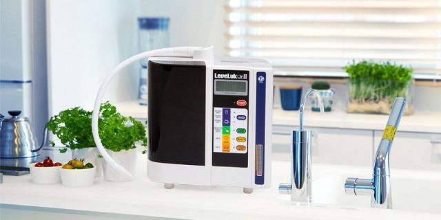 Bất kỳ ai cũng có thể sử dụng máy lọc nước Kangen Leveluk JRII