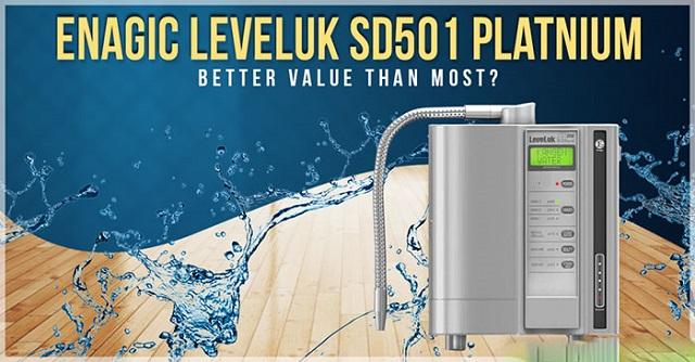 Enagic áp dụng chính bảo hành 5 năm cho mẫu máy Kangen SD501 Platinum trên toàn thế giới