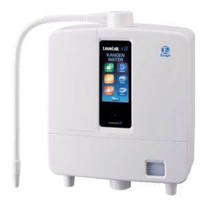 Sử dụng máy lọc nước dễ dàng nhờ bảng điều khiển cảm ứng có chức năng hiển thị 8 ngôn ngữ