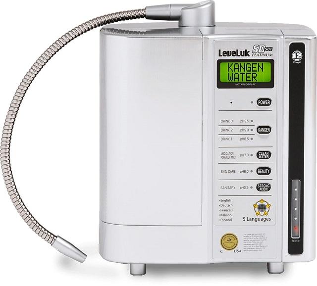 Theo bảng báo giá mới nhất của Vitamia.com.vn, giá của mỗi chiếc máy lọc nước Kangen Platinum sẽ là 118 triệu đồng