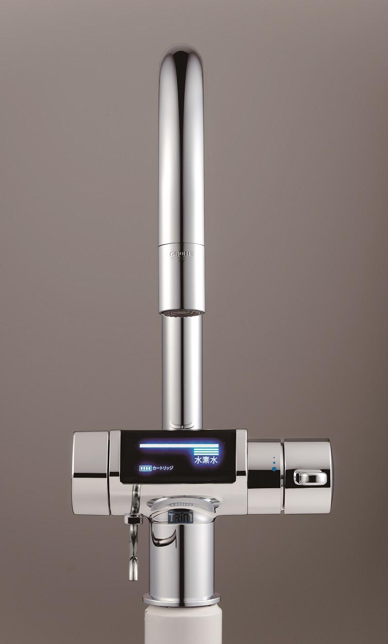 Trim Ion Gracia được trang bị hệ thống vòi Grohe vô cùng đẳng cấp theo tiêu chuẩn Đức