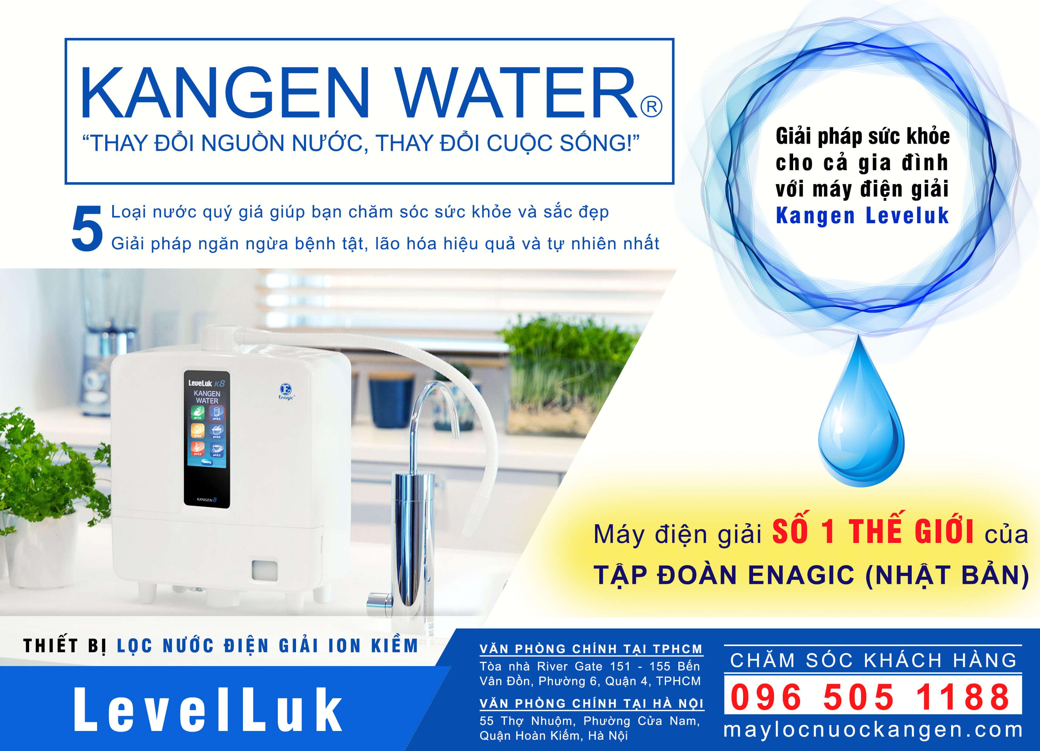 bí quyết chống oxy hóa, Bí quyết chống oxy hóa bằng máy điện giải Kangen Leveluk SD501, Nhà phân phối máy lọc nước ion kiềm số 1 Việt Nam | Vitamia