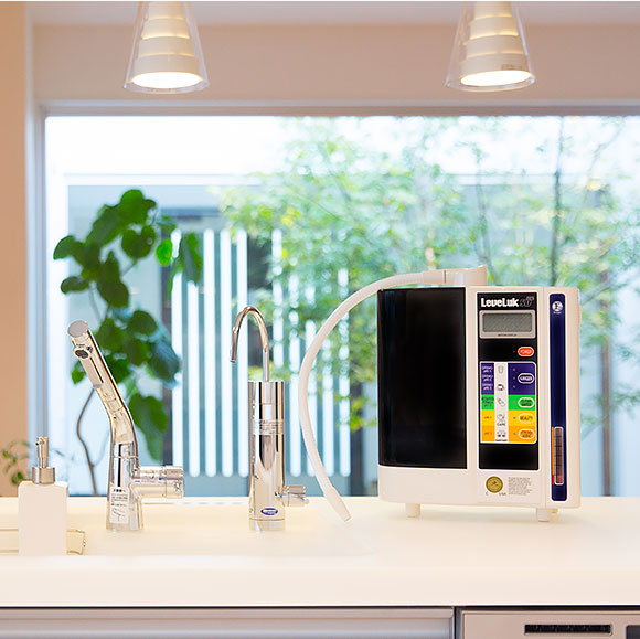 tính năng nổi trội của máy lọc nước, Lưu ý khi sử dụng máy lọc nước điện giải Kangen Leveluk SD501, Nhà phân phối máy lọc nước ion kiềm số 1 Việt Nam   Vitamia