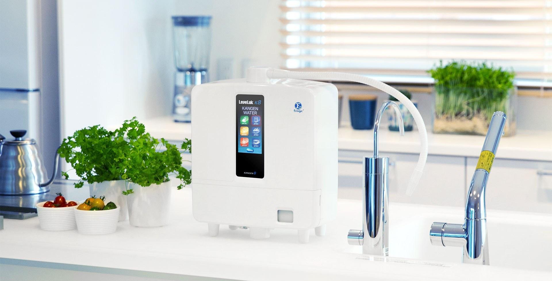 Có nên dùng máy lọc nước, Có nên dùng máy lọc nước điện giải Kangen K8 không?, Nhà phân phối máy lọc nước ion kiềm số 1 Việt Nam   Vitamia