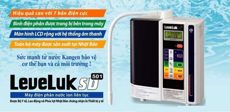 máy lọc nước Leveluk SD501, Cách bảo quản để giữ độ bền cho máy lọc nước điện giải Kangen Leveluk SD501, Nhà phân phối máy lọc nước ion kiềm số 1 Việt Nam | Vitamia