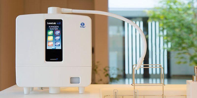 cấu tạo máy lọc nước điện giải, Tìm hiểu cấu tạo máy lọc nước điện giải Kangen LeveLuk K8, Nhà phân phối máy lọc nước ion kiềm số 1 Việt Nam | Vitamia