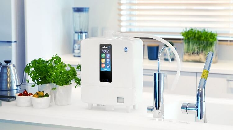 Kinh nghiệm mua máy lọc nước điện giải Kangen Leveluk K8