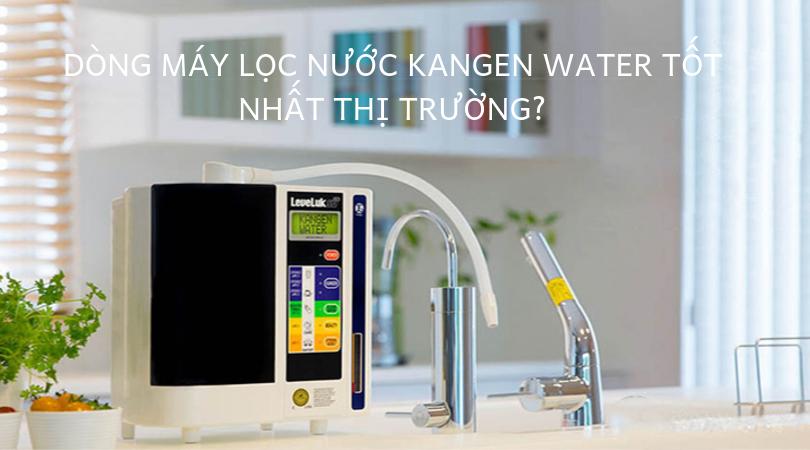 Những lưu ý khi lắp đặt máy lọc nước điện giải Kangen Leveluk SD501