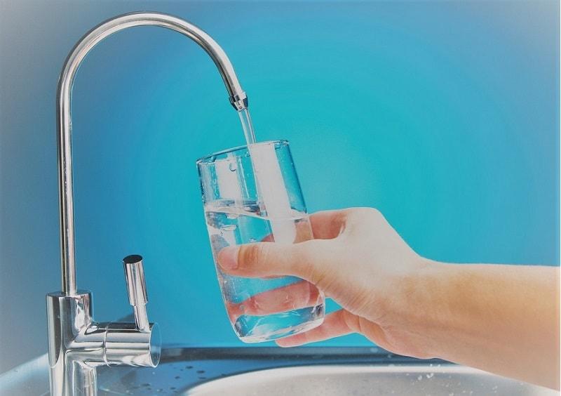 Có thể sử dụng nước sau khi lọc trực tiếp tại vòi