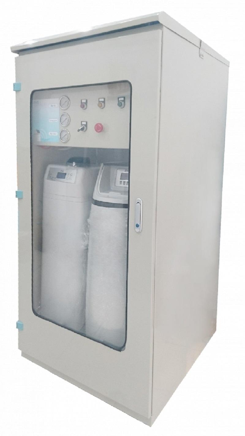 EWS Plus là chốt lọc đầu tiên hay chốt lọc thô trong toàn bộ hệ thống nước sinh hoạt