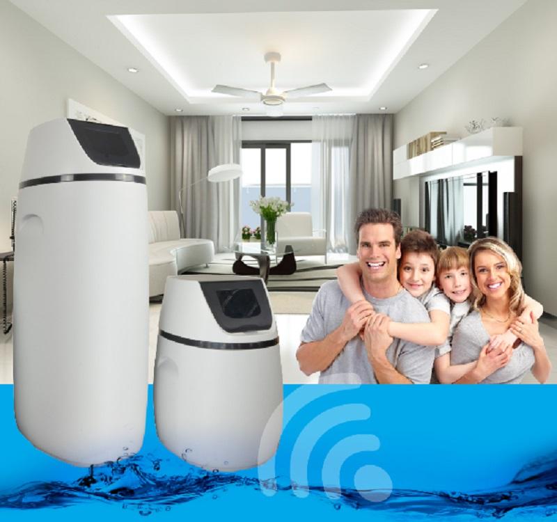 EWS SMART là hệ thống lọc nước sinh hoạt thông minh