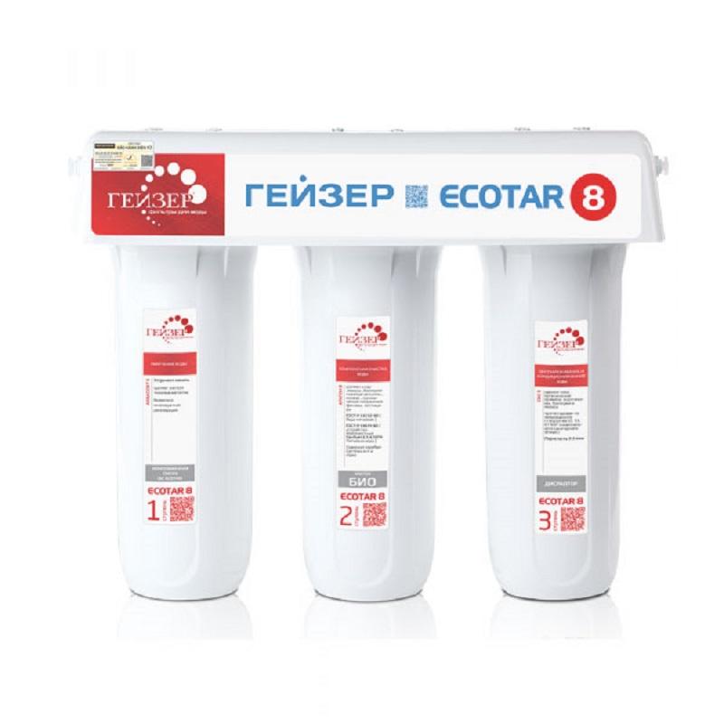 GEYSER ECOTAR 8 là thế máy lọc nước được giới thiệu ra thị trường vào năm 2019