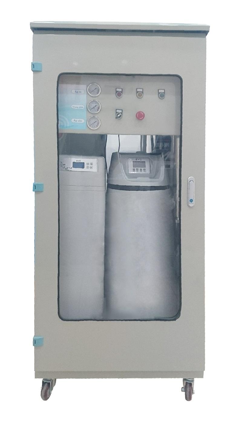 Hệ thống lọc tổng nước sinh hoạt EWS SMART PLUS