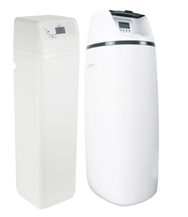 Hệ thống lọc tổng nước sinh hoạt EWS SMART gồm bộ phận lọc và làm mềm nước