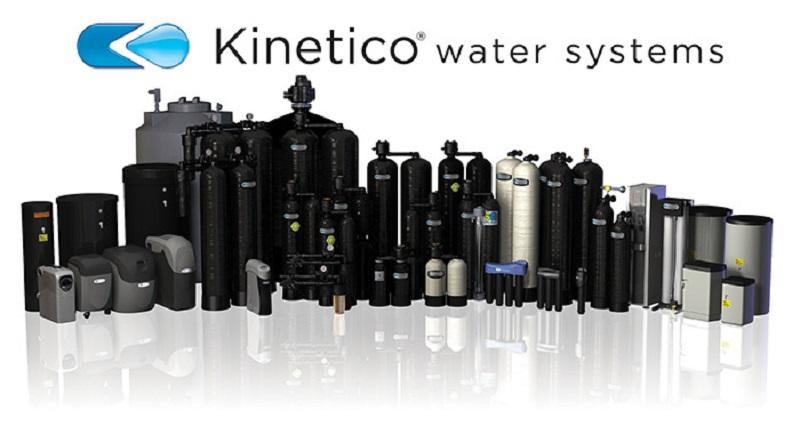 Kinetico - Tập đoàn sản xuất máy lọc nước chất lượng hàng đầu tại Mỹ