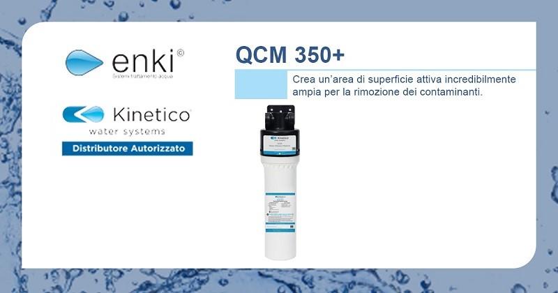 Máy lọc nước QCM 350 KINETICO siêu lọc của Mỹ là gì?