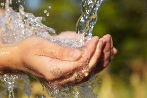 Nguồn nước sạch từ hệ thống lọc tổng nước sinh hoạt EWS SMART