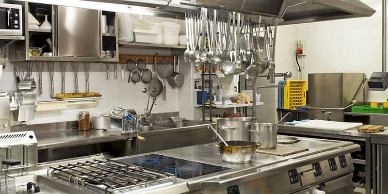 Nhà hàng – khách sạn, văn phòng là những địa điểm thích hợp để đặt máy