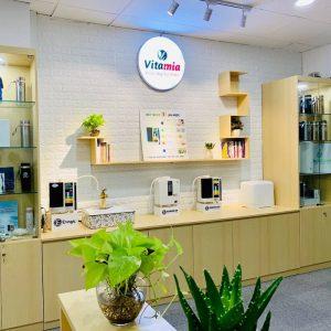 Showroom bán hàng của Vitamia