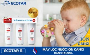 Tạo nước nước ion canxi