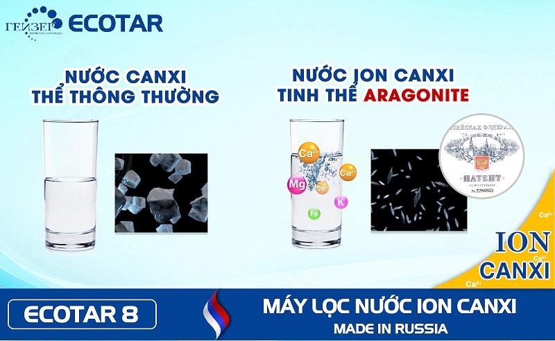 Màng lọc nano kép có tác dụng hấp thụ và vô hiệu hóa nhiều loại vi rút, vi khuẩn có trong nước