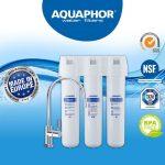 Bộ lọc khu vực cao cấp Aquaphor - Phương pháp uống nước và nấu ăn khỏe mạnh