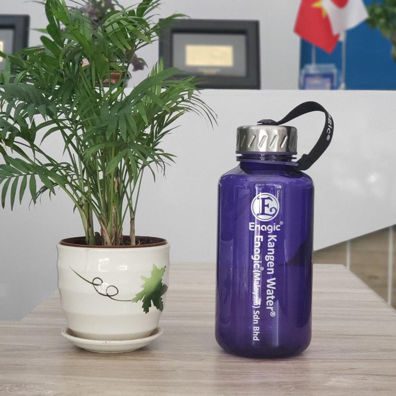 Chai đựng nước ion kiềm Kangen 1000ml: Giá cả, địa chỉ mua