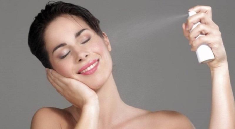 Bình xịt nước Beauty dưỡng ẩm làm đẹp da 6.0pH tối ưu hóa công việc làm đẹp