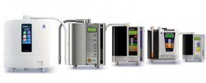 máy lọc nước ion kiềm Nhật Bản là nhà sản xuất của nhiều dòng thiết bị hỗ trợ sức khỏe