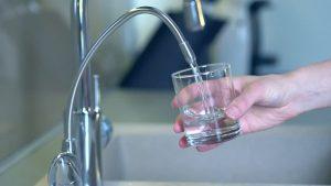 Khử mùi Clo để đem đến hương vị tinh khiết của nước