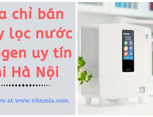 Bảng giá máy lọc nước ion kiềm ở Hà Nội?Địa chỉ mua máy uy tín nhất?