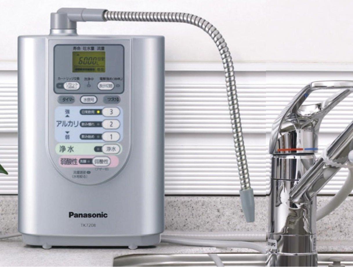 Máy lọc nước Panasonic TK-AS45 chính hãng