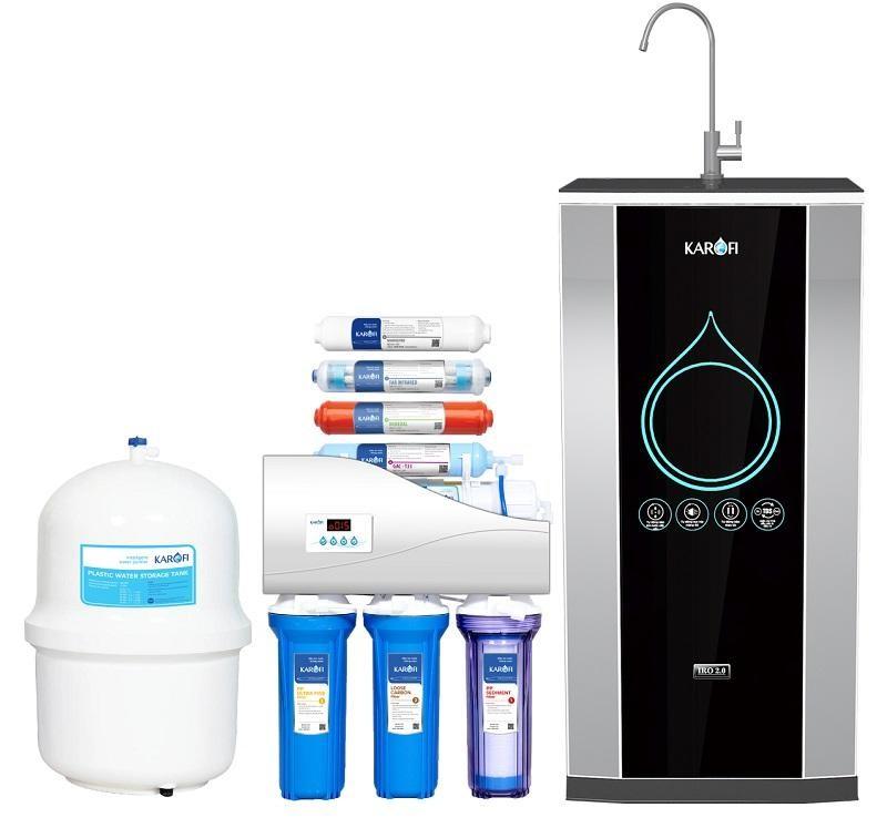 Bạn cần cân nhắc nhiều yếu tố để chọn được máy lọc nước phù hợp nhất