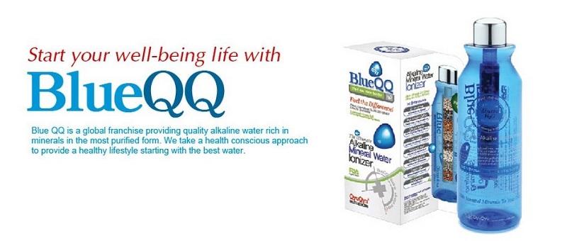 Bình tạo nước kiềm BlueQQ đã khiến người tiêu dùng bất ngờ về công dụng vượt trội