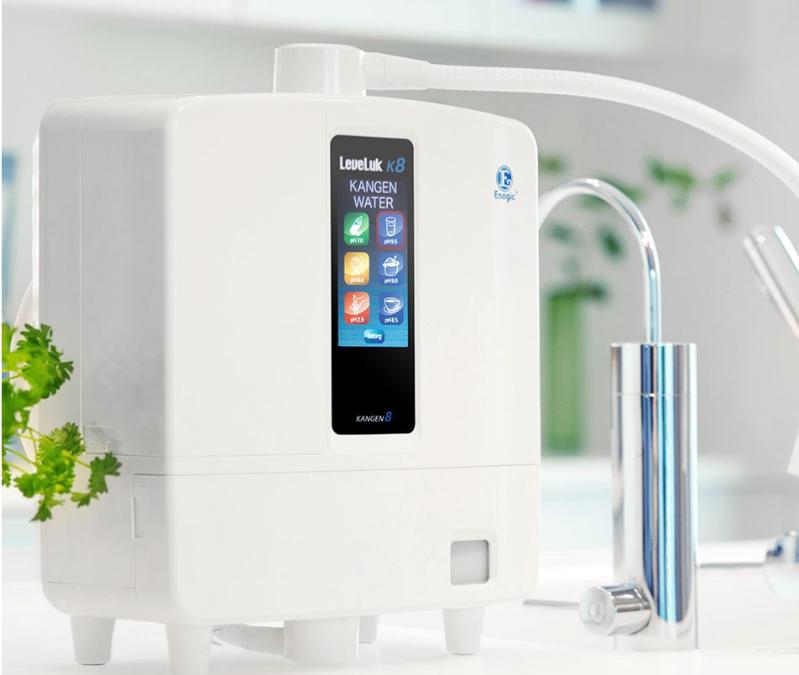 Kangen Leveluk K8 Nhật - máy lọc nước được yêu thích nhất hiện nay