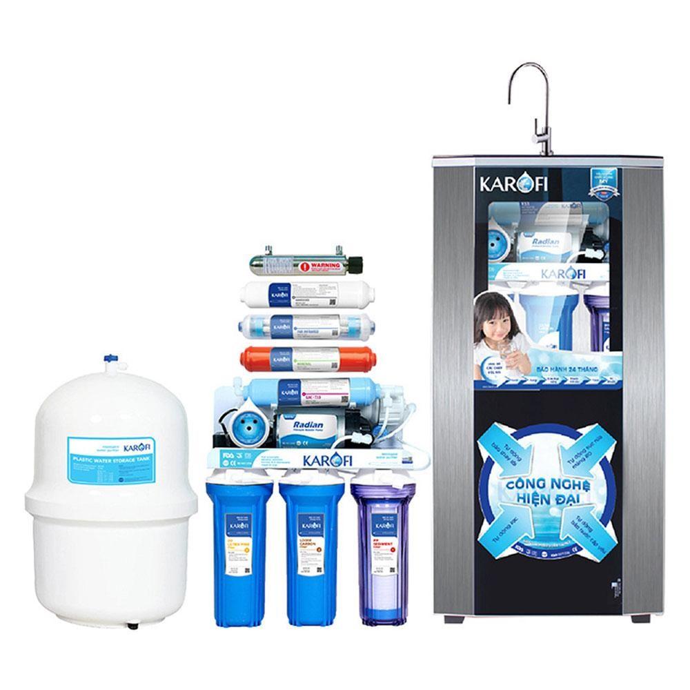 Karofi cũng là một thương hiệu máy lọc nước bạn không thể bỏ qua