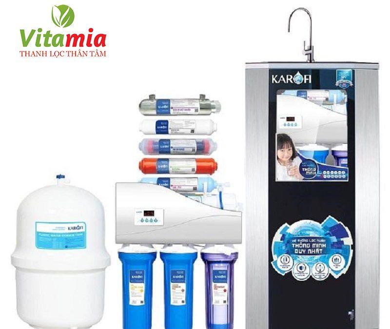 Máy lọc nước Karofi là một trong những thương hiệu máy lọc nước uy tín nhất hiện nay