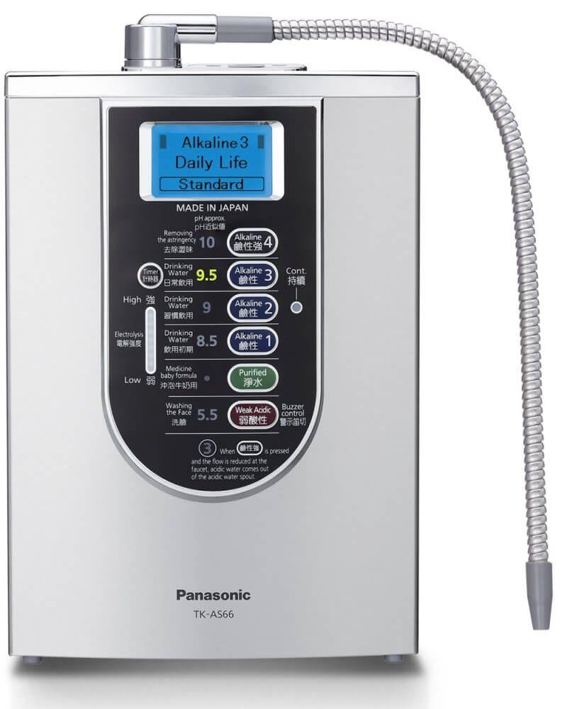 Máy lọc nước điện giải ion kiềm - dòng sản phẩm được nhiều người yêu thích