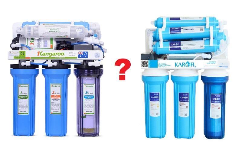 Nên mua máy lọc nước hãng nào? Đây là vấn đề nhiều người quan tâm