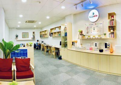 Văn Phòng Showroom Cty Đồng Thời Là Nơi Mọi Người Có Thể Hành Thiền Thanh Lọc Tâm