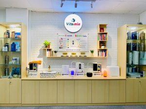Showroom Vitamia uy tín chất lượng