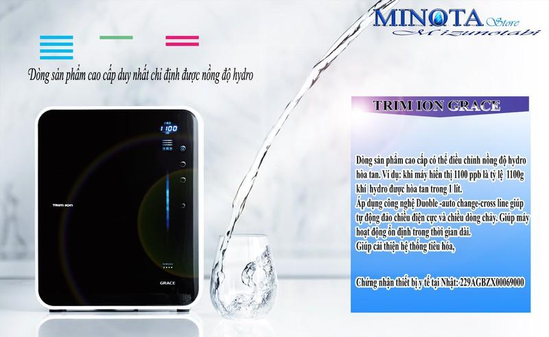 Vitamia.com.vn tự hào là đơn vị phân phối mẫu máy Trim Ion Grace chính hãng tại Việt Nam