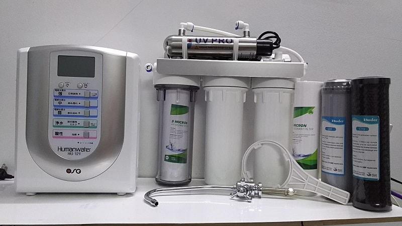 Điểm tên những dòng máy lọc nước ion kiềm nội địa Nhật được tin dùng hiện nay