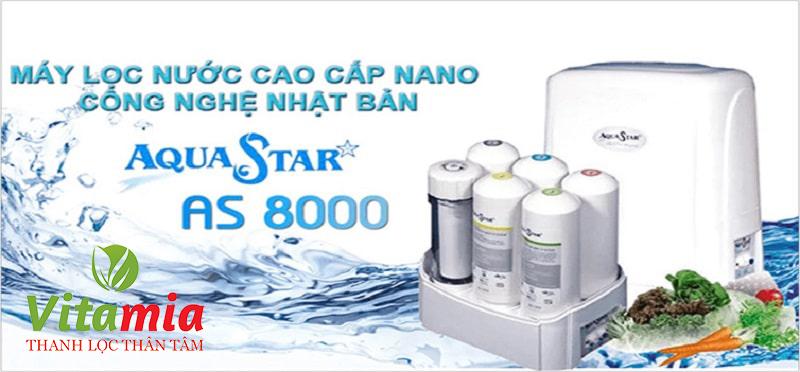 Máy lọc nước công nghệ nano Nhật Bản, Máy lọc nước công nghệ nano Nhật Bản và những ưu điểm nổi bật, Nhà phân phối máy lọc nước ion kiềm số 1 Việt Nam   Vitamia