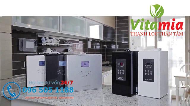 Giá thành các dòng máy lọc nước tại Việt Nam có phổ giá khá rộng.