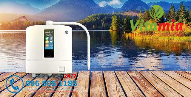 Máy lọc nước điện giải là gì, Máy lọc nước điện giải là gì? Đâu là dòng máy lọc tốt nhất hiện nay?, Nhà phân phối máy lọc nước ion kiềm số 1 Việt Nam   Vitamia