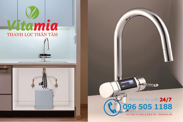 Giá máy lọc nước ion kiềm, Cập nhật bảng giá máy lọc nước ion kiềm mới nhất tại Vitamia, Nhà phân phối máy lọc nước ion kiềm số 1 Việt Nam | Vitamia