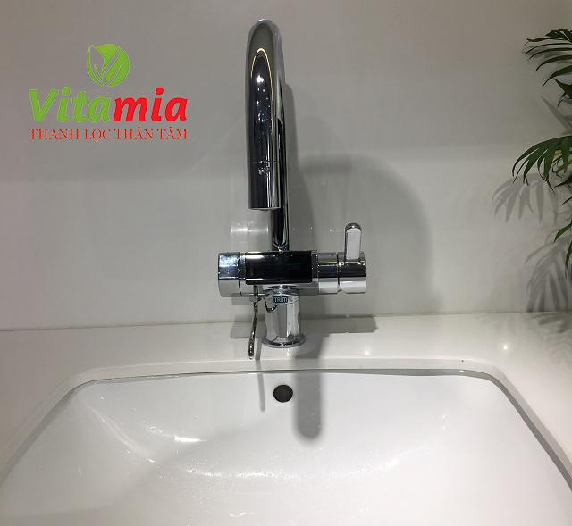 Máy lọc nước Mitsubishi đa công dụng
